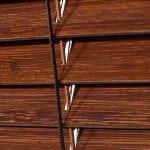 Żaluzja pozioma drewniana 25 mm 3