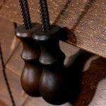 Żaluzja pozioma drewniana 50 mm 2