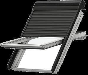 Roleta zewnętrza dachowa Velux 1
