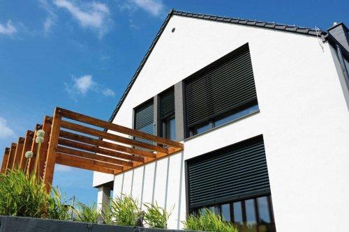 Żaluzje fasadowe podtynkowe Solidbox