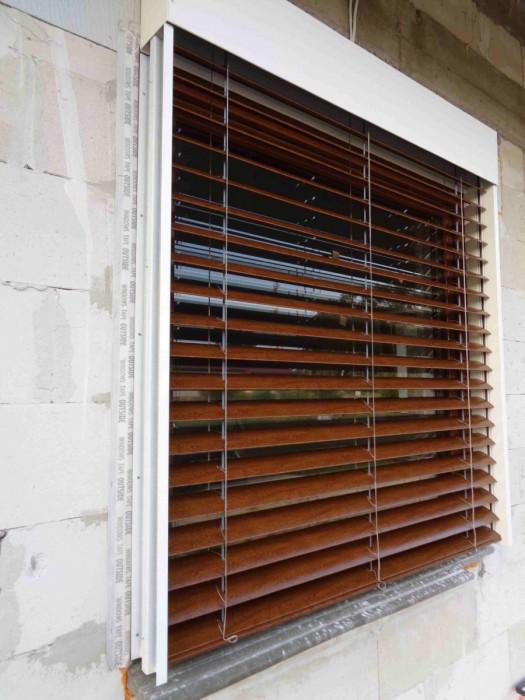 Żaluzje zewnętrzne fasadowe 06